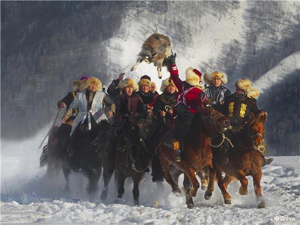 叼羊赛 Diaoyang race